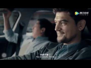 Рекламный ролик Continental
